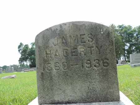 HAGERTY, JAMES - Franklin County, Ohio | JAMES HAGERTY - Ohio Gravestone Photos