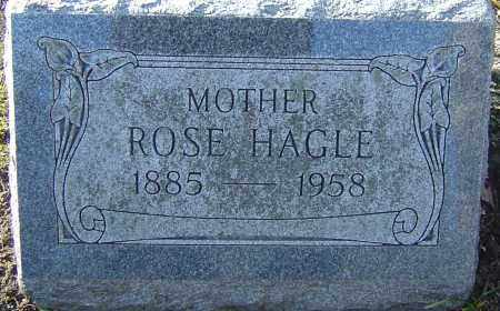 HAGLE, ROSE - Franklin County, Ohio | ROSE HAGLE - Ohio Gravestone Photos