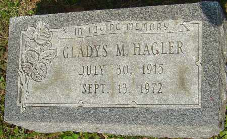 JONES HAGLER, GLADYS - Franklin County, Ohio | GLADYS JONES HAGLER - Ohio Gravestone Photos
