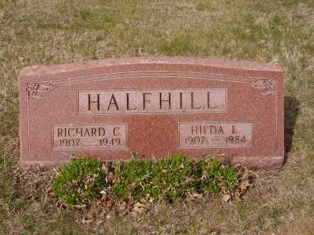 HALFHIL, HILDA - Franklin County, Ohio | HILDA HALFHIL - Ohio Gravestone Photos