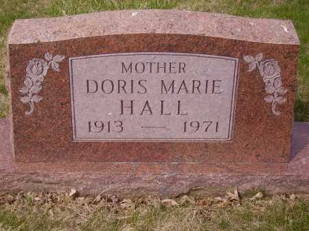 HALL, DORIS MARIE - Franklin County, Ohio | DORIS MARIE HALL - Ohio Gravestone Photos