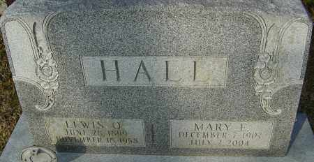 MILLER HALL, MARY E - Franklin County, Ohio | MARY E MILLER HALL - Ohio Gravestone Photos