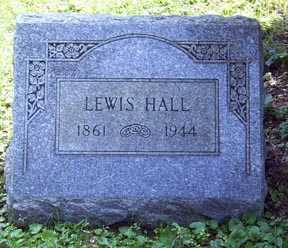 "HALL, LEWIS ""LEW"" - Franklin County, Ohio 