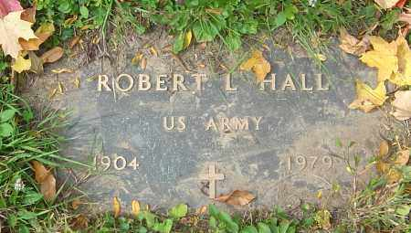 HALL, ROBERT L - Franklin County, Ohio | ROBERT L HALL - Ohio Gravestone Photos