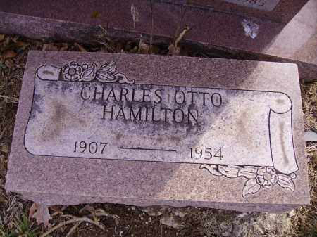 HAMILTON, CHARLES OTTO - Franklin County, Ohio | CHARLES OTTO HAMILTON - Ohio Gravestone Photos