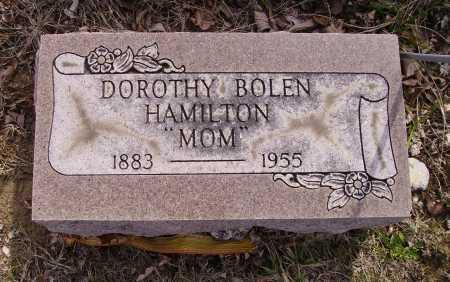 BOLEN HAMILTON, DOROTHY - Franklin County, Ohio | DOROTHY BOLEN HAMILTON - Ohio Gravestone Photos