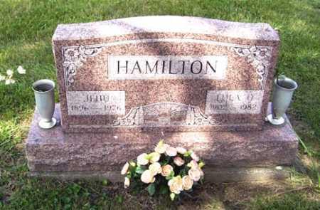 HAMILTON, JEHU - Franklin County, Ohio | JEHU HAMILTON - Ohio Gravestone Photos