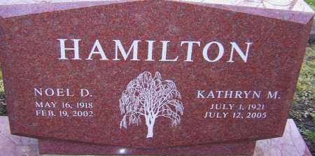 HAMILTON, KATHRYN - Franklin County, Ohio | KATHRYN HAMILTON - Ohio Gravestone Photos