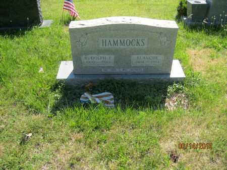 HAMMOCKS, RUDOLPH P - Franklin County, Ohio | RUDOLPH P HAMMOCKS - Ohio Gravestone Photos
