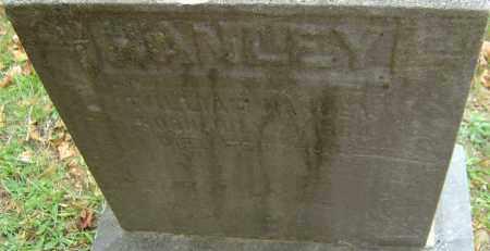 HANLEY, WILLIAM - Franklin County, Ohio   WILLIAM HANLEY - Ohio Gravestone Photos