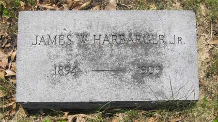 HARBARGER, JAMES - Franklin County, Ohio | JAMES HARBARGER - Ohio Gravestone Photos