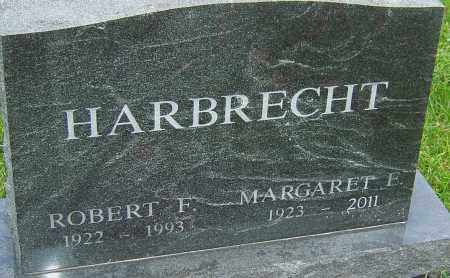 HARBRECHT, MARGARET - Franklin County, Ohio | MARGARET HARBRECHT - Ohio Gravestone Photos