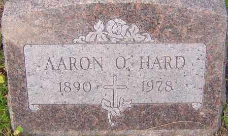 HARD, AARON - Franklin County, Ohio | AARON HARD - Ohio Gravestone Photos