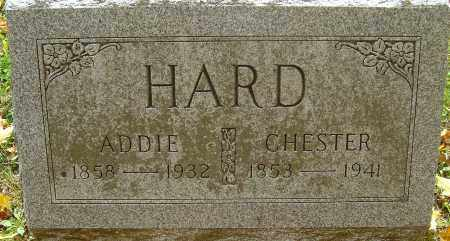 LEGG HARD, ADDIE - Franklin County, Ohio | ADDIE LEGG HARD - Ohio Gravestone Photos
