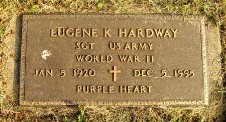 HARDWAY, EUGENE K. - Franklin County, Ohio | EUGENE K. HARDWAY - Ohio Gravestone Photos