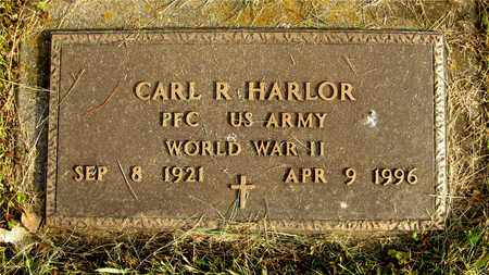 HARLOR, CARL R. - Franklin County, Ohio | CARL R. HARLOR - Ohio Gravestone Photos