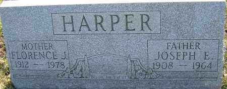 HARPER, FLORENCE - Franklin County, Ohio | FLORENCE HARPER - Ohio Gravestone Photos