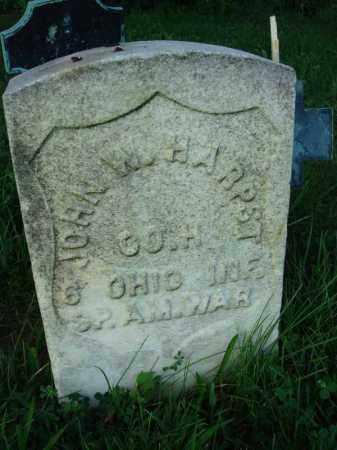 HARPST, JOHN W. - Franklin County, Ohio | JOHN W. HARPST - Ohio Gravestone Photos