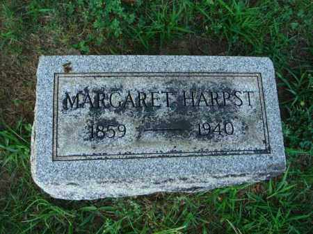 HARPST, MARGARET - Franklin County, Ohio | MARGARET HARPST - Ohio Gravestone Photos