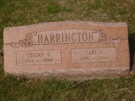 HARRINGTON, LILLIAN H. - Franklin County, Ohio | LILLIAN H. HARRINGTON - Ohio Gravestone Photos