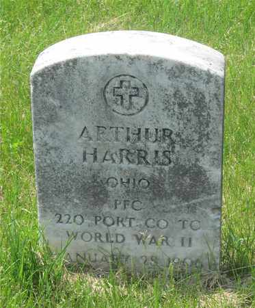 HARRIS, ARTHUR - Franklin County, Ohio | ARTHUR HARRIS - Ohio Gravestone Photos