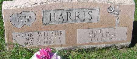 HARRIS, JACOB WILBUR - Franklin County, Ohio | JACOB WILBUR HARRIS - Ohio Gravestone Photos