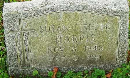 HARRIS, SUSAN LISETTE - Franklin County, Ohio | SUSAN LISETTE HARRIS - Ohio Gravestone Photos