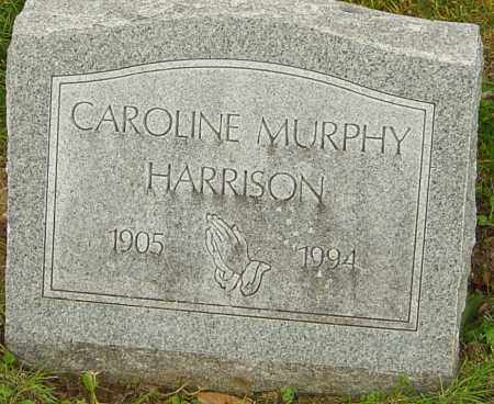MURPHY HARRISON, CAROLINE - Franklin County, Ohio | CAROLINE MURPHY HARRISON - Ohio Gravestone Photos