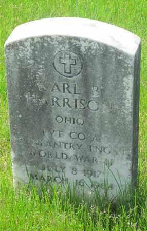 HARRISON, KARL - Franklin County, Ohio | KARL HARRISON - Ohio Gravestone Photos