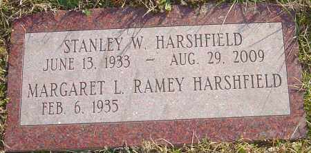 HARSHFIELD, STANLEY W - Franklin County, Ohio | STANLEY W HARSHFIELD - Ohio Gravestone Photos