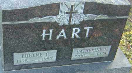 HART, CATHERINE - Franklin County, Ohio | CATHERINE HART - Ohio Gravestone Photos