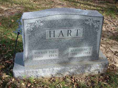 HART, HAROLDINE J. - Franklin County, Ohio | HAROLDINE J. HART - Ohio Gravestone Photos