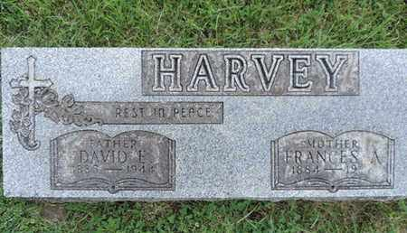 HARVEY, DAVID E. - Franklin County, Ohio | DAVID E. HARVEY - Ohio Gravestone Photos