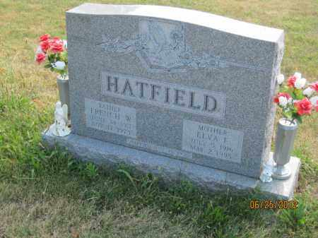 HATFIELD, FRENCH W - Franklin County, Ohio | FRENCH W HATFIELD - Ohio Gravestone Photos