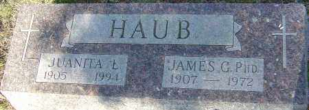 HAUB, JAMES G - Franklin County, Ohio | JAMES G HAUB - Ohio Gravestone Photos