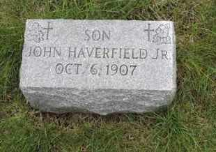 HAVERFIELD, JOHN - Franklin County, Ohio | JOHN HAVERFIELD - Ohio Gravestone Photos