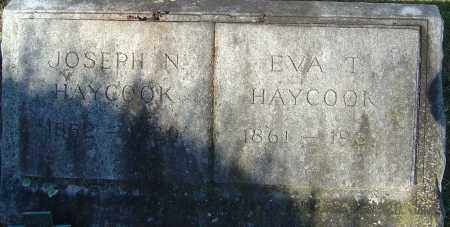 HAYCOOK, EVA T - Franklin County, Ohio | EVA T HAYCOOK - Ohio Gravestone Photos