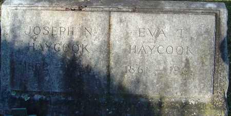HAYCOOK, JOSEPH N - Franklin County, Ohio | JOSEPH N HAYCOOK - Ohio Gravestone Photos