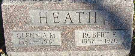 HEATH, ROBERT E - Franklin County, Ohio | ROBERT E HEATH - Ohio Gravestone Photos