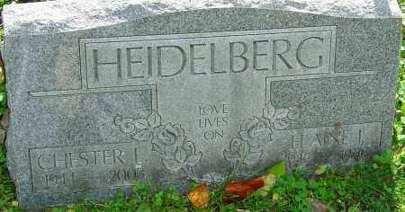 HEIDELBERG, ELAINE - Franklin County, Ohio | ELAINE HEIDELBERG - Ohio Gravestone Photos