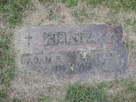 HEINTZ, BETTY E. - Franklin County, Ohio | BETTY E. HEINTZ - Ohio Gravestone Photos