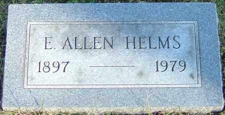 HELMS, ELVA ALLEN - Franklin County, Ohio | ELVA ALLEN HELMS - Ohio Gravestone Photos