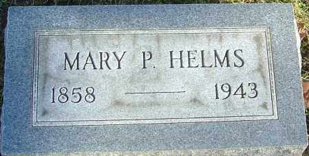HELMS, MARY - Franklin County, Ohio | MARY HELMS - Ohio Gravestone Photos