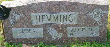 HEMMING, AUDREY LEE - Franklin County, Ohio | AUDREY LEE HEMMING - Ohio Gravestone Photos