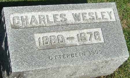 HENDRICKSON, CHARLES WESLEY - Franklin County, Ohio | CHARLES WESLEY HENDRICKSON - Ohio Gravestone Photos