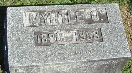 HENDRICKSON, MYRTLE O - Franklin County, Ohio | MYRTLE O HENDRICKSON - Ohio Gravestone Photos
