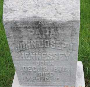 HENNESSEY, JOHN - Franklin County, Ohio | JOHN HENNESSEY - Ohio Gravestone Photos
