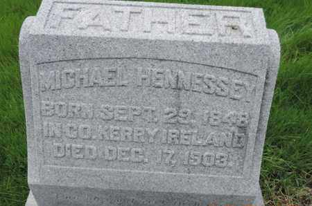 HENNESSEY, MICHAEL - Franklin County, Ohio | MICHAEL HENNESSEY - Ohio Gravestone Photos