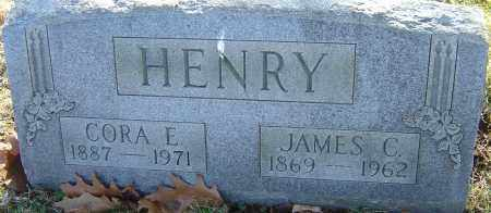 HENRY, JAMES C - Franklin County, Ohio | JAMES C HENRY - Ohio Gravestone Photos