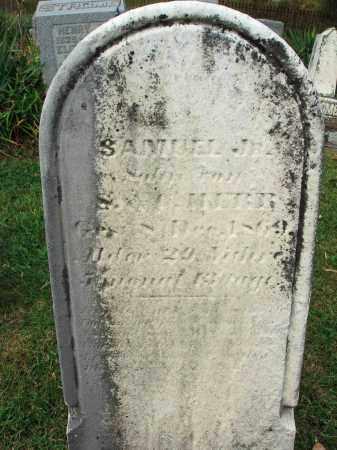 HERR, SAMUEL - Franklin County, Ohio | SAMUEL HERR - Ohio Gravestone Photos